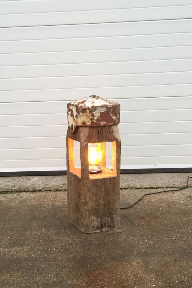 Buitenlamp Meerpaal #36