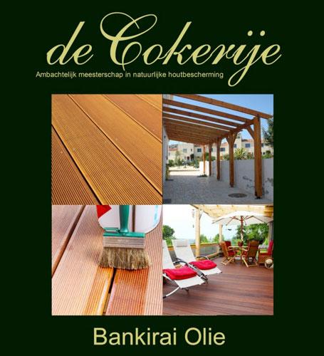 Bankirai Olie De Cokerije