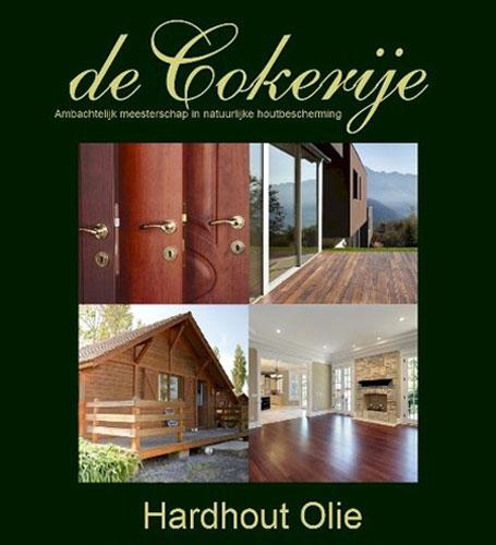 Hardhout Olie De Cokerije