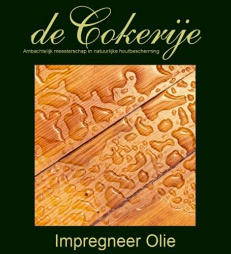 Impregneer Olie De Cokerije