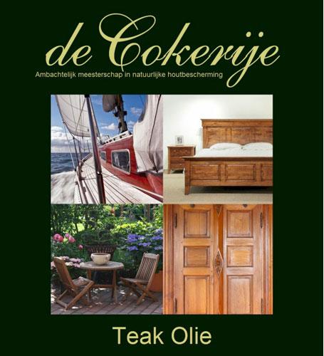 Teak Olie De Cokerije